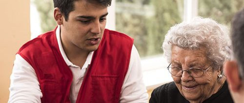 Entrevistas - Voluntario del Proyecto Promoción del envejecimiento ...